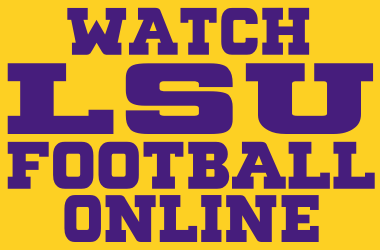 Watch LSU Football Online